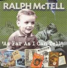 Ralph McTell - As Far As I Can Tell (3 CDs)