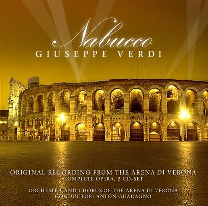 Giuseppe Verdi (1813-1901) - Nabucco - Orig. Rec. Arena Di Verona (2 CDs)