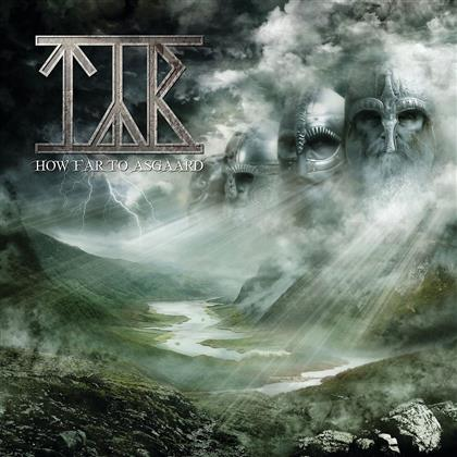 Tyr - How Far To Asgaard - Re-Release