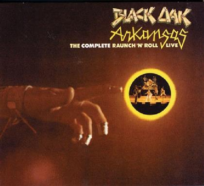 Black Oak Arkansas - Complete Raunch N Roll (3 CDs)