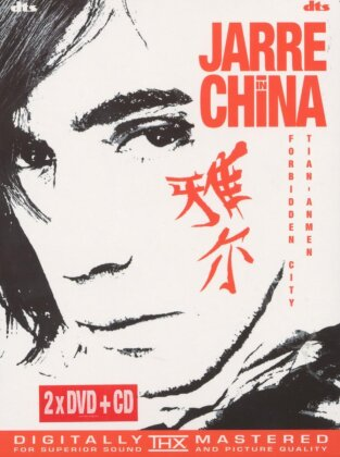 Jean-Michel Jarre - Live in China (2 DVDs + CD)