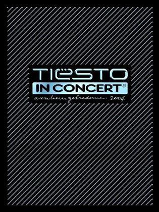 Dj Tiësto - Tiësto in concert - Arnheim Gelredome 2004 (2 DVDs)