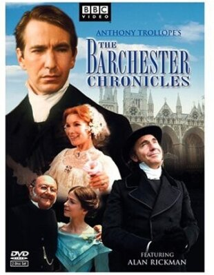 The barchester chronicles (Remastered, 2 DVDs)