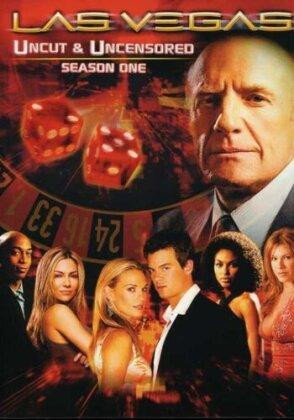 Las Vegas - Season 1 (Uncut, 3 DVDs)