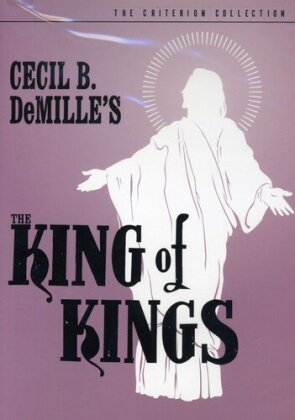 The king of kings (1927) (Criterion Collection, 2 DVDs)