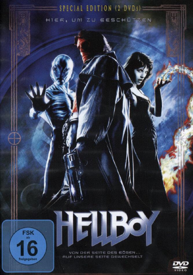 Hellboy (2004) (Special Edition, 2 DVDs)