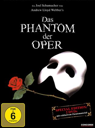 Das Phantom der Oper (2004) (Special Edition, 2 DVDs)