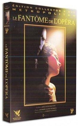 Le Fantôme de l'Opéra (2004) (Collector's Edition, 2 DVDs)