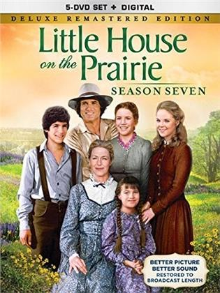 Little House on the Prairie - Season 7 (Deluxe Edition, Versione Rimasterizzata, 5 DVD)