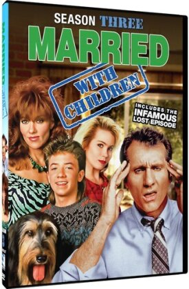Married with Children - Season 3 (2 DVDs)