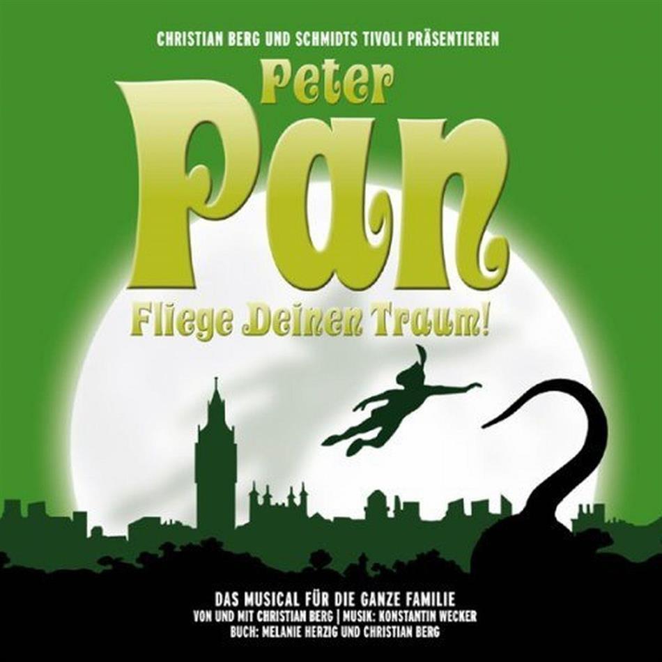 Konstantin Wecker - Peter Pan - Fliege Deinen Traum