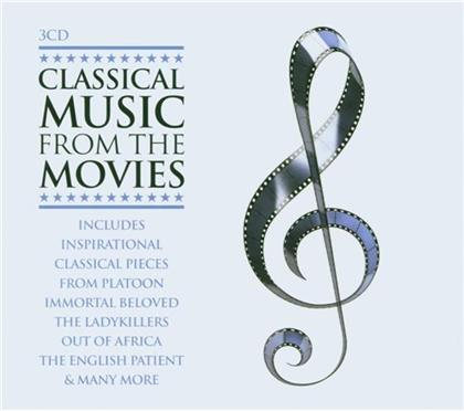 --- - Classical Music From The Movies (3 CDs)