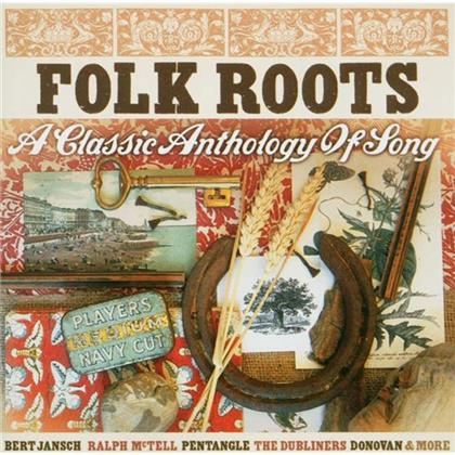 Folk Roots - Various - Classic Anthology