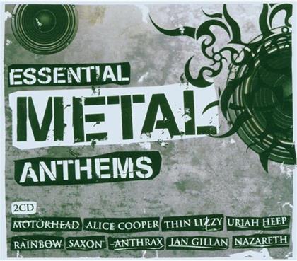 Metal Anthems - Various s (2 CDs)