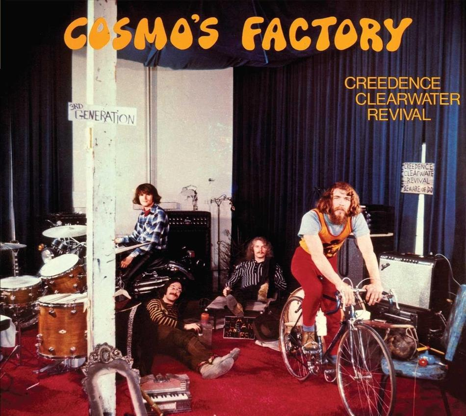 Creedence Clearwater Revival - Cosmo's Factory - Expanded Version (Remastered)