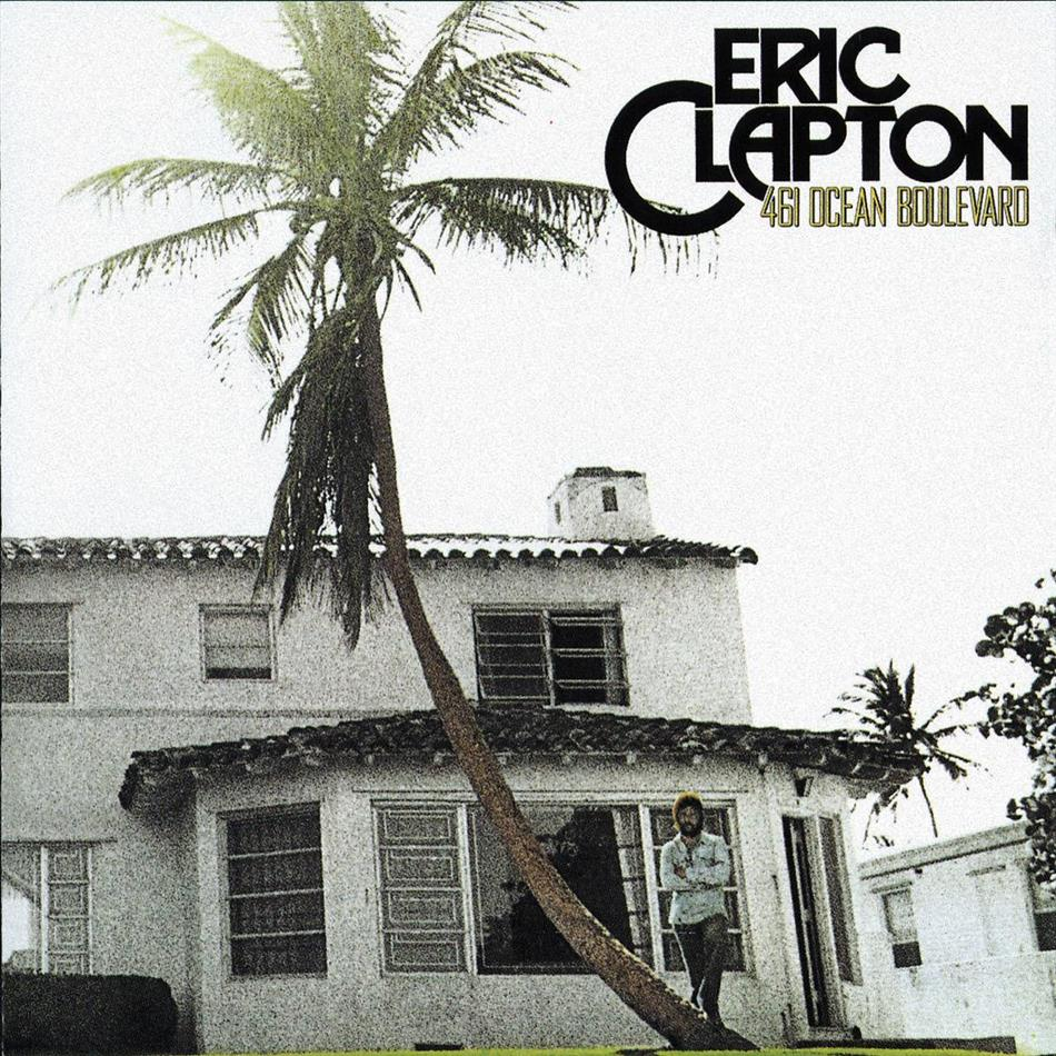 Eric Clapton - 461 Ocean Boulevard - Papersleeves