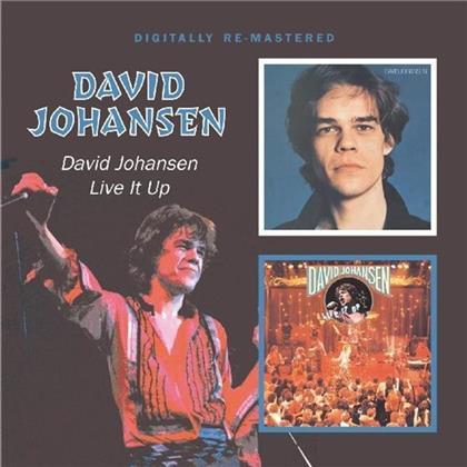 David Johansen - ---/Live It Up