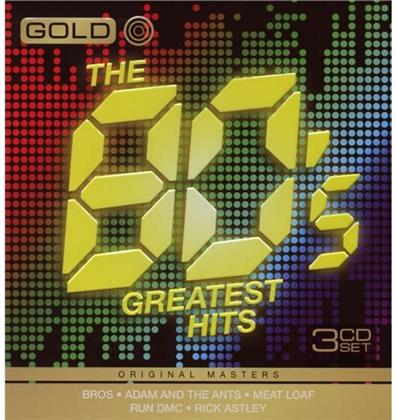 Gold - Greatest Hits Of The 80'S (3 CDs)