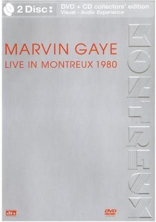 Marvin Gaye - Live at Montreux 1980 (DVD + CD)