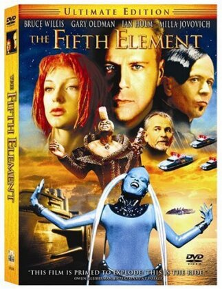 The fifth element (1997) (Ultimate Edition, 2 DVDs)