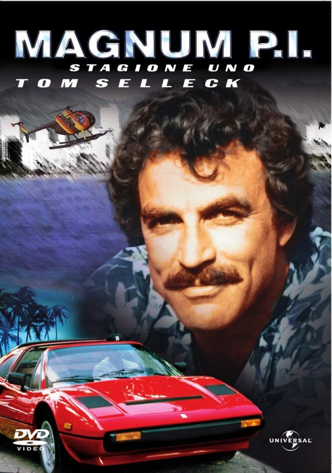 Magnum P.I. - Stagione 1 (6 DVDs)