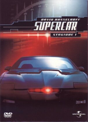 Supercar - Knight Rider - Stagione 1 (8 DVDs)
