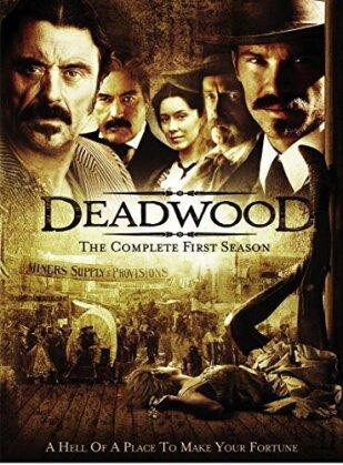 Deadwood - Season 1 (6 DVDs)