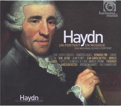 --- & Joseph Haydn (1732-1809) - Haydn Edition (2 CDs)