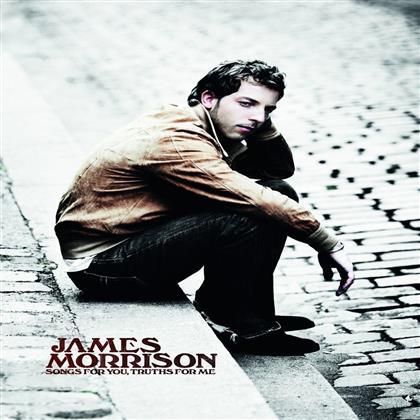 James Morrison - Songs For You (CD + DVD)