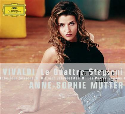 Antonio Vivaldi (1678-1741) & Anne-Sophie Mutter - Four Seasons (Deluxe Edition, 2 CDs)