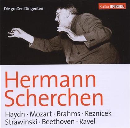 Hermann Scherchen - Kulturspiegel Die Grossen Dirigenten (2 CDs)