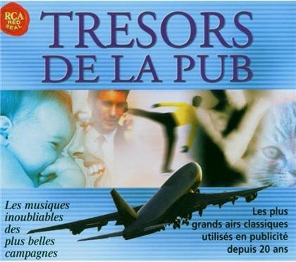 --- & --- - Tresors De La Publicite (4 CDs)