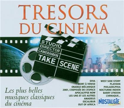 --- & --- - Tresors Du Cinema (4 CDs)