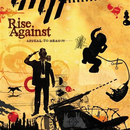 Rise Against - Appeal To Reason - Jewelcase