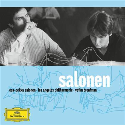 Yefim Bronfman & Esa-Pekka Salonen - Salonen / Helix / Dichotomie