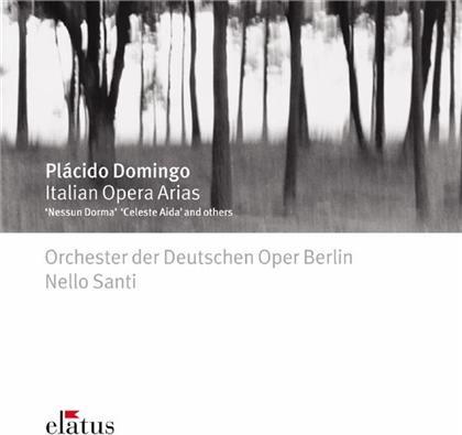 Various & Placido Domingo - The First Recital