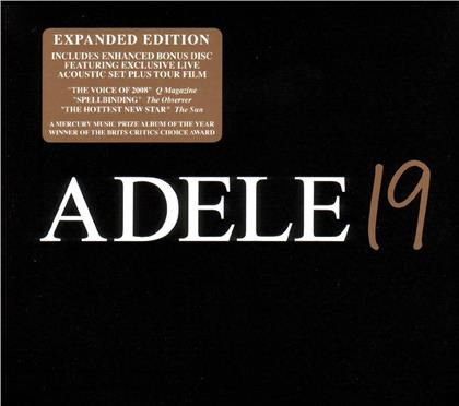 Adele - 19 (Limited Edition, 2 CDs)