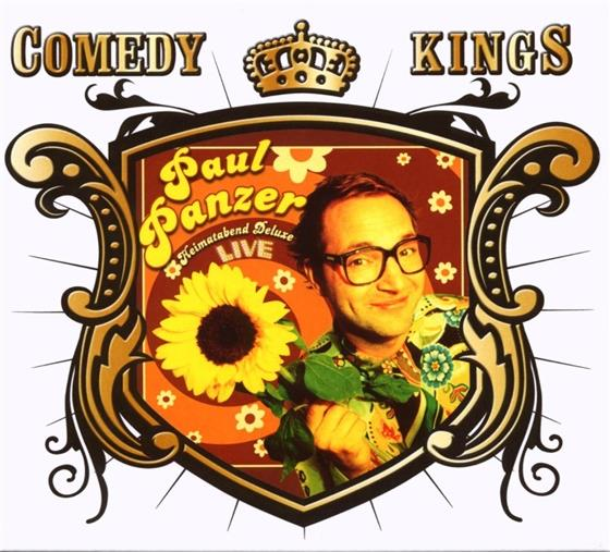 Paul Panzer - Heimatabend Deluxe - Comedy Kings Ed.