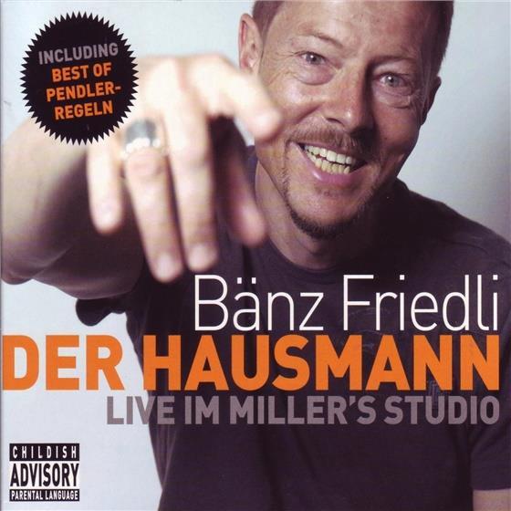 Der Hausmann Cover