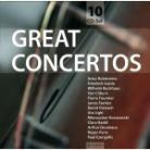 --- - Great Concertos Wallet Box (10 CDs)