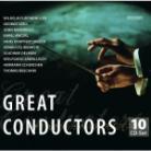 --- - Great Conductors Wallet Box (10 CDs)