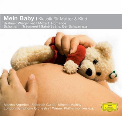 Argerich Martha / Gulda / Kremer /Maisky - Mein Baby - Klassik Für Mutter U. Kind