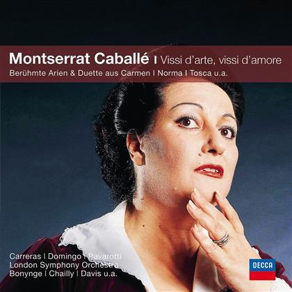 Caballe/Carreras/Domingo/Pavarotti & --- - Monserrat Caballe Vissi D'arte
