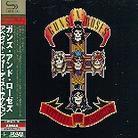 Guns N' Roses - Appetite For Destruction (Japan Edition)