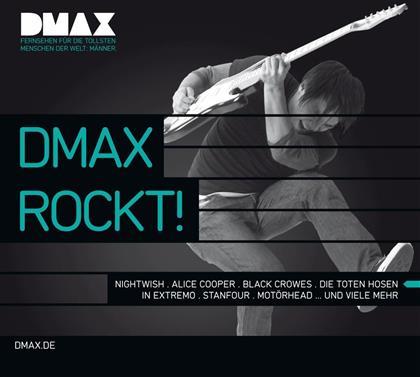 Dmax Rockt! (2 CDs)