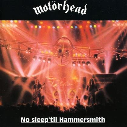 Motörhead - No Sleep 'Til Hammersmith (Deluxe Edition, 2 CDs)