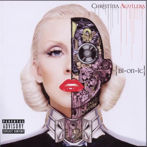 Christina Aguilera - Bionic (18 Tracks)