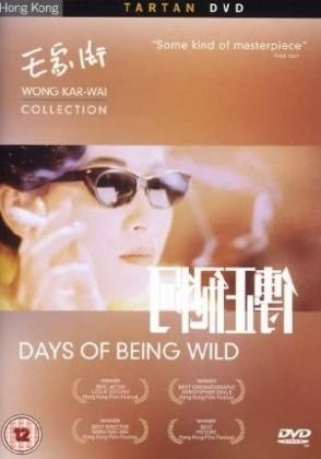 Days of being wild - (Tartan Collection) (1990)