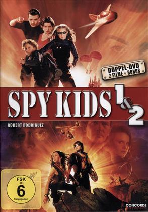 Spy Kids Adventure Box (2 DVDs)