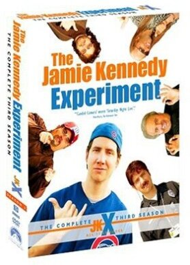 The Jamie Kennedy experiment - Season 3 (3 DVDs)